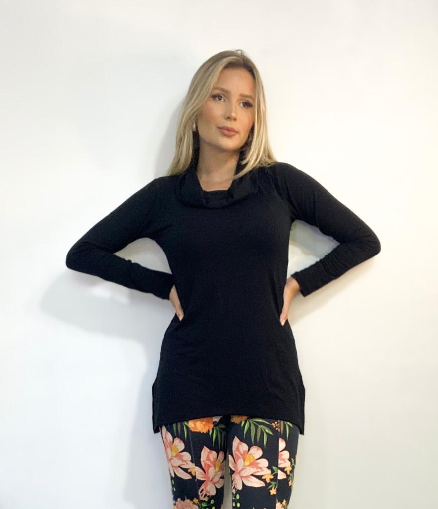 Blusa Gola Viscolycra