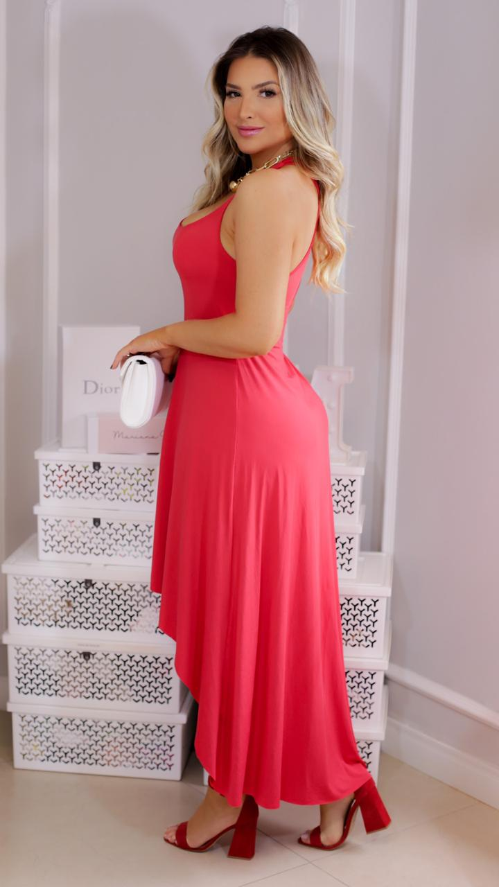 Vestido Amini Mullet